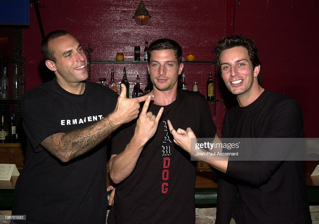 LA Undercover Charity Event brought to you by Tommy Alastra, Simon Rex and Ben