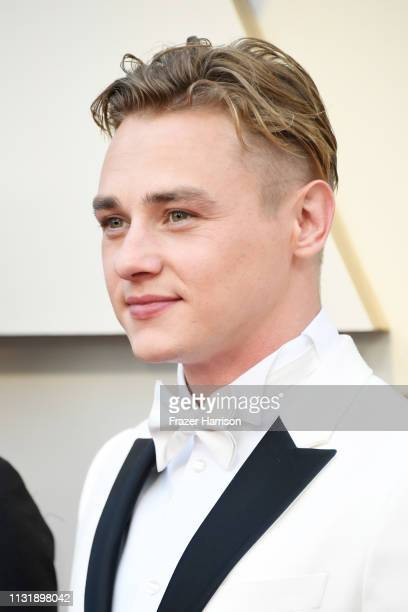 Ben Hardy attends the 91st Annual Academy Awards at Hollywood and Highland on February 24 2019 in Hollywood California