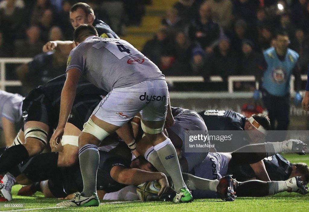 Newcastle Falcons v Bath Rugby - Aviva Premiership : News Photo