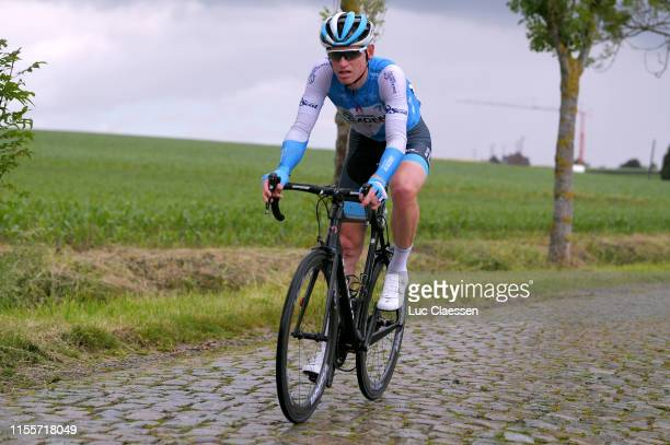 Ben Hermans of Belgium and Team Israel Cycling Academy / Cobblestones / during the 89th Baloise Belgium Tour 2019 Stage 2 a 1808km stage from Knokke...