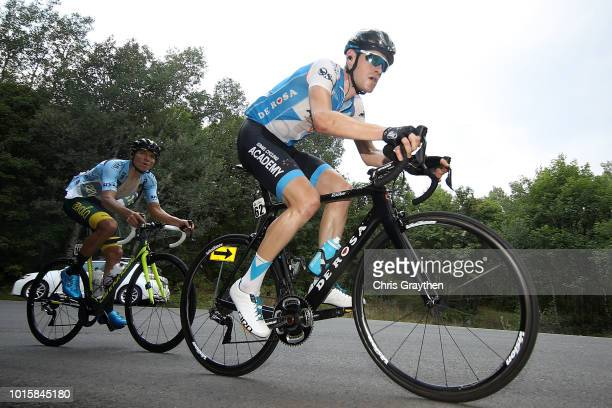 Ben Hermans of Belgium and Team Israel Cycling Academy / during the 14th Larry H Miller Tour of Utah Stage 6 a 1234km stage from Park City to Park...