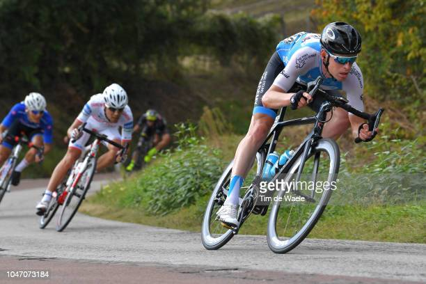Ben Hermans of Belgium and Team Israel Cycling Academy / during the 23rd Gran Premio Bruno Beghelli 2018 a 1963km race from Monteveglio to...