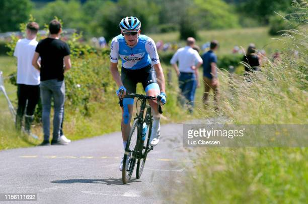 Ben Hermans of Belgium and Team Israel Cycling Academy / during the 89th Baloise Belgium Tour 2019 Stage 4 a 1511km stage from Seraing to Seraing /...