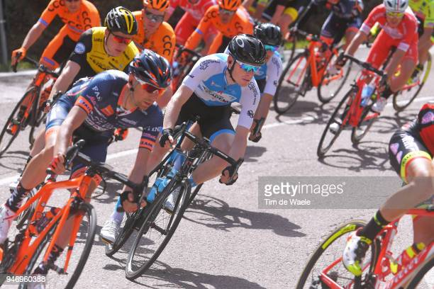 Ben Hermans of Belgium and Team Israel Cycling Academy / during the 42nd Tour of the Alps 2018 Stage 1 a 1346km stage from Arco to Folgaria 1160m on...