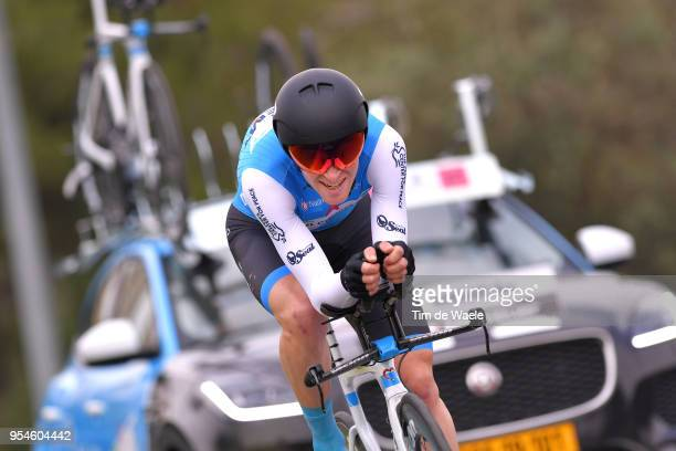 Ben Hermans of Belgium and Team Israel Cycling Academy / during the 101th Tour of Italy 2018 Stage 1 a 97km Individual Time Trial from Jerusalem to...