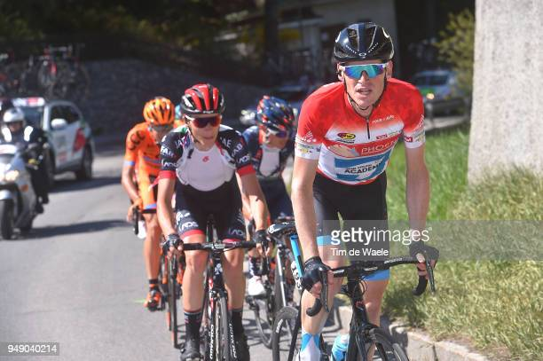 Ben Hermans of Belgium and Team Israel Cycling Academy Red Sprint Jersey / during the 42nd Tour of the Alps 2018 Stage 5 a 1642km stage from...