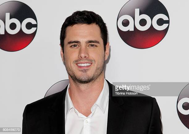 Ben Higgins attends the Disney/ABC 2016 Winter TCA Tour at Langham Hotel on January 9 2016 in Pasadena California