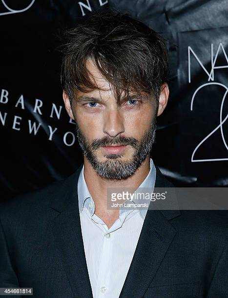 Ben Hill attends the NARS' 20th Anniversary Celebration at Barneys New York on September 4 2014 in New York City
