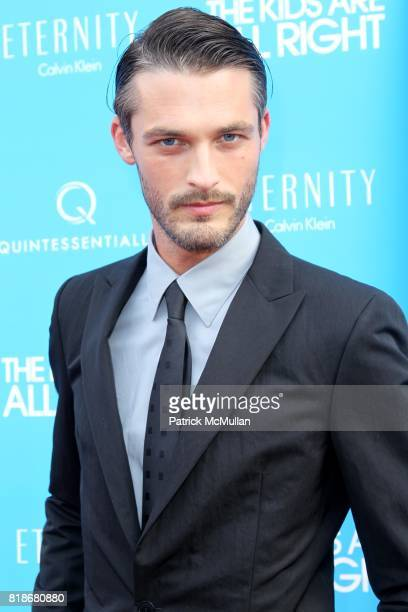 Ben Hill attends The New York Screening of THE KIDS ARE ALL RIGHT hosted by Quintessentially and Eternity Calvin Klein at The Landmark Sunshine...