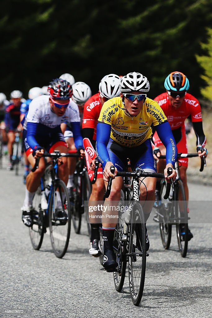 Tour of Southland : News Photo