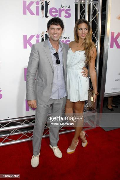 Ben Hollingsworth and attend 'Killers' Los Angeles Premiere at ArcLight Cinemas on June 1 2010 in Hollywood California