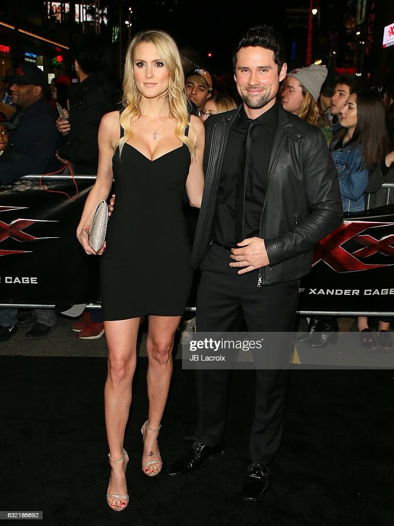 """Premiere Of Paramount Pictures' """"xXx: Return Of Xander Cage"""" - Arrivals : News Photo"""
