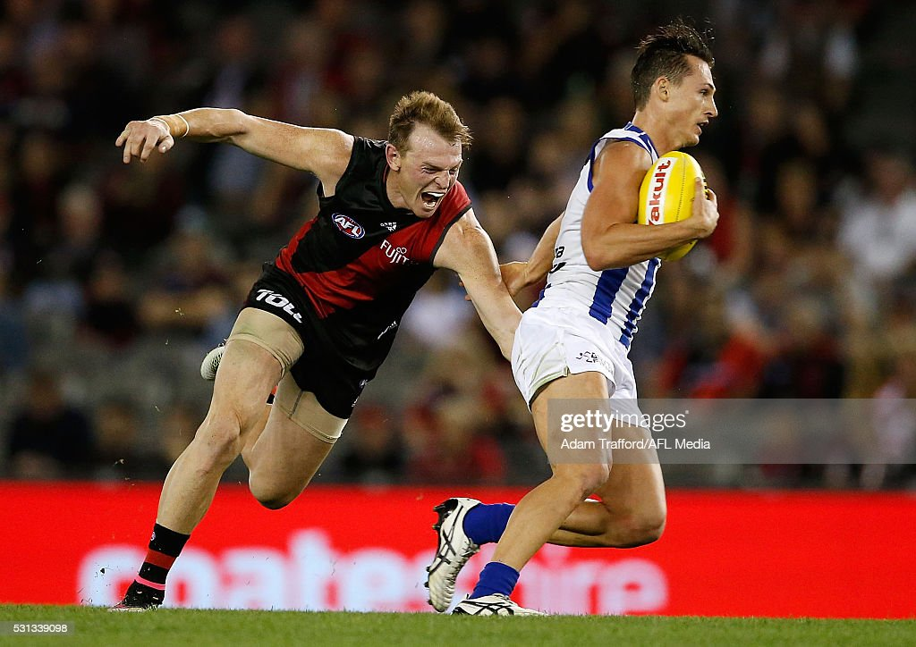 AFL Rd 8 - Essendon v North Melbourne : News Photo