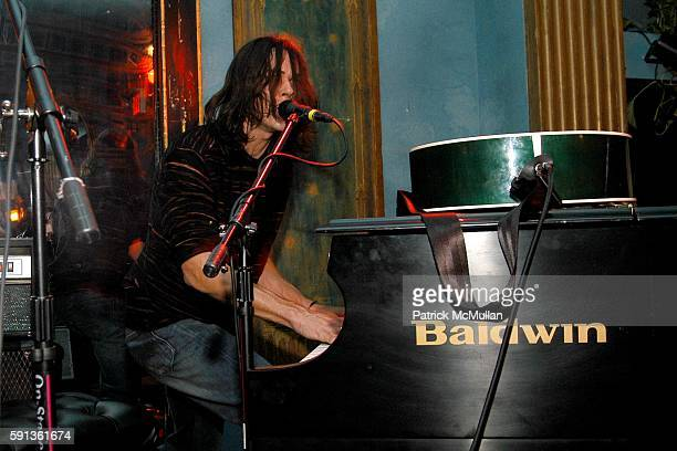Ben Jelen attends Jhane Barnes Patrick McMullan Fabian Basabe and AKA Host a Private Performance by Ben Jelen at NA on February 16 2005 in New York