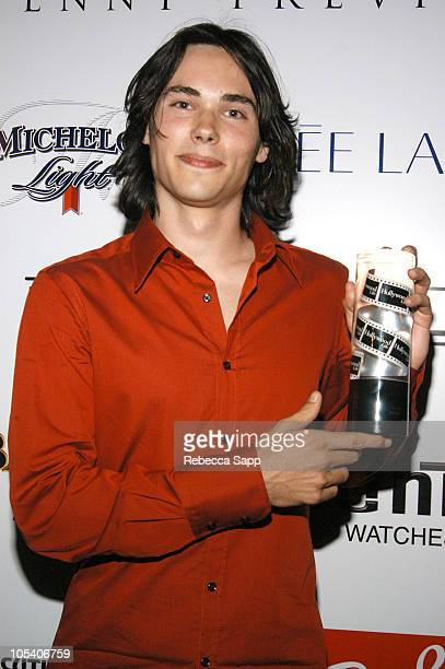 Ben Jelen during 2004 Movieline Young Hollywood Awards Sponsors at Avalon Hollywood in Hollywood California United States