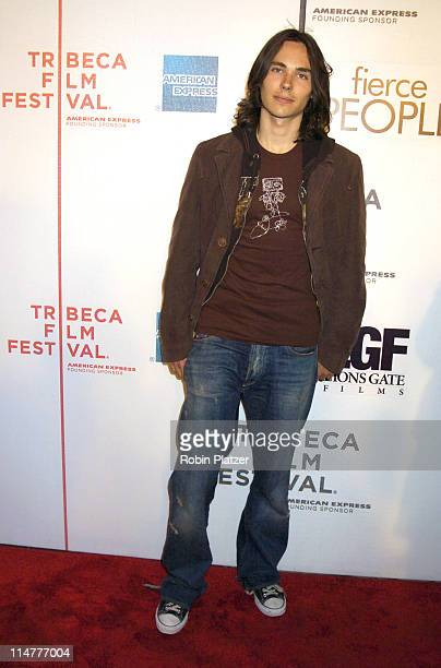 Ben Jelen during 4th Annual Tribeca Film Festival 'Fierce People' World Premiere at Tribeca Performing Arts Center in New York New York United States