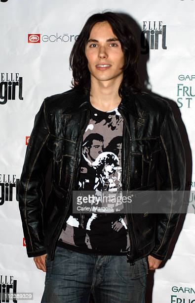 Ben Jelen during ELLEGIRL's 2nd Annual Music and Fashion Party to Celebrate '50 Hottest Rockers' Issue at Angel Orensanz Foundation in New York City...