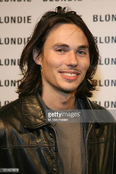 Ben Jelen during Marc Jacobs Celebrates Debbie Harry's Rock and Roll Hall of Fame Induction at Stephen Weiss Studio in New York New York United States