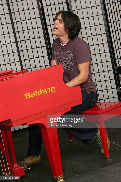 Ben Jelen during Maverick Artist Ben Jelen Performs Private Listenening Session at The Gibson Showroom at Gibson Showroom at The Hit Factory in New...
