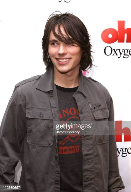 Ben Jelen during Oxygen Network's 'Sarah McLachlan Custom Concert Featuring Avril Lavigne' Arrivals at The Supper Club in New York City New York...