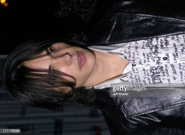 Ben Jelen during The 11th Annual Rock the Vote Awards VIP Dinner at The Palladium in Hollywood California United States