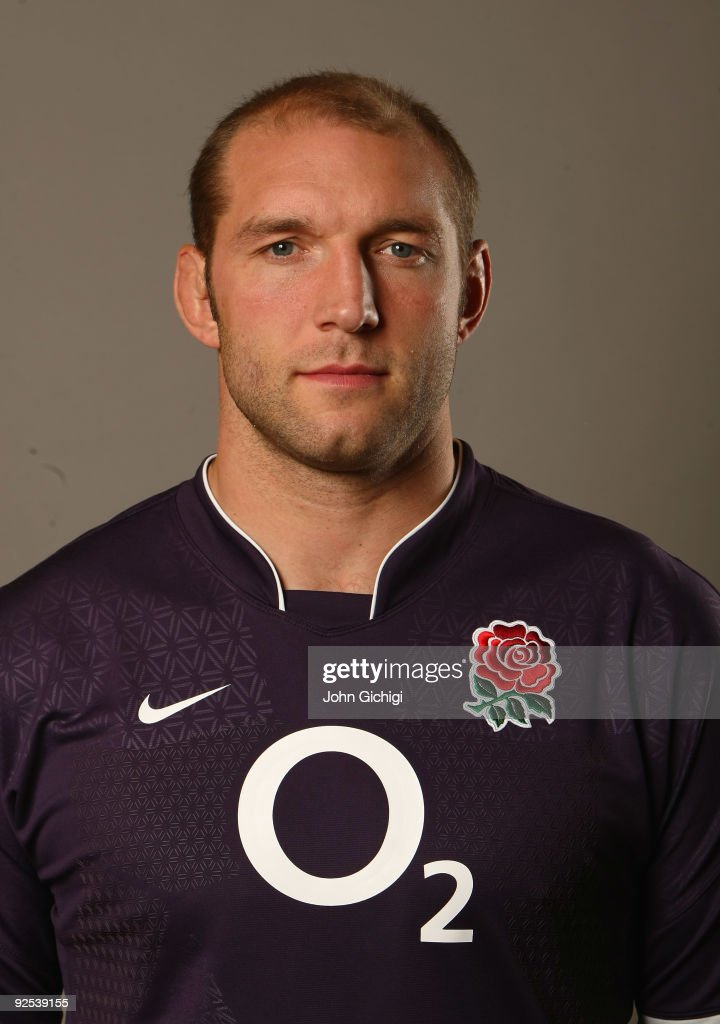 England Squad Portraits Session