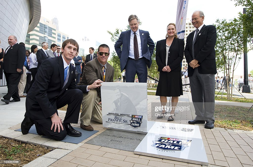 NASCAR Hall of Fame Induction