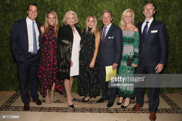 Ben Ketchum Tory Ketchum Laurie Grauer Nina Grauer Peter Grauer Tory Ketchum and Rick Lear attend Prostate Cancer Foundation Presents the 2017 New...