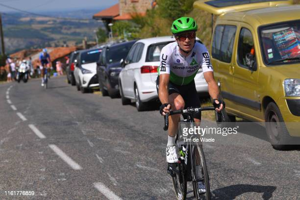 Ben King of The United States and Team Dimension Data / during the 106th Tour de France 2019, Stage 8 a 200km stage from Mâcon to Saint-Étienne 486m...