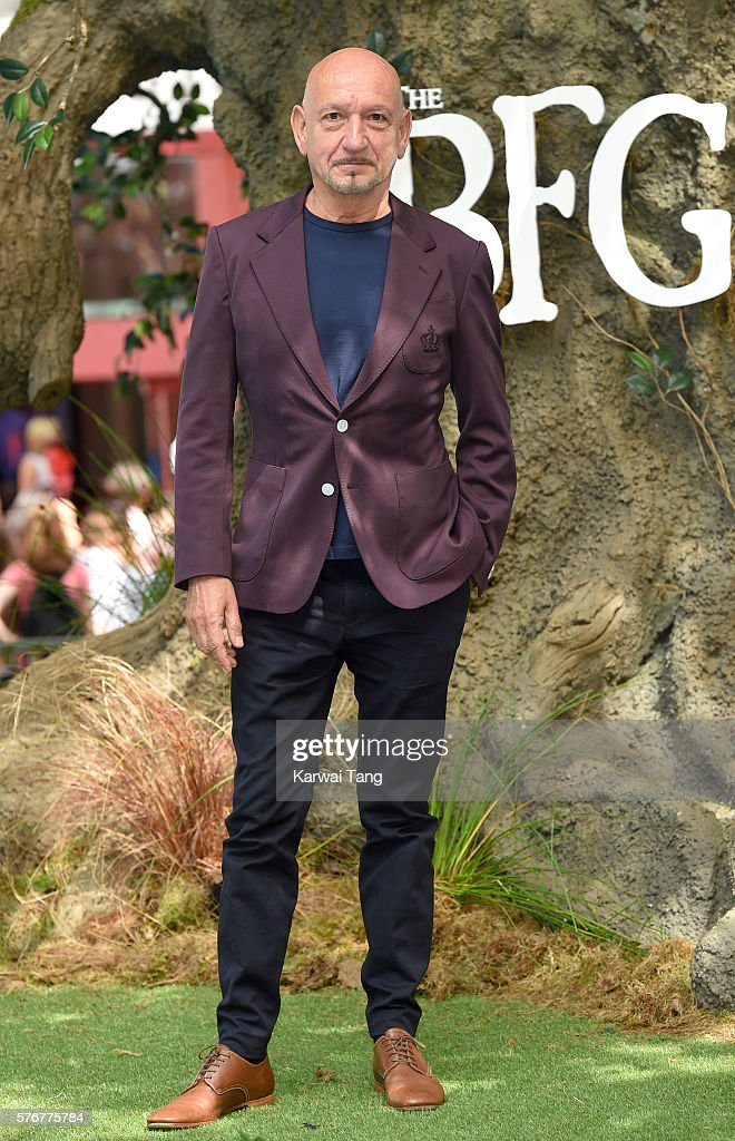 The BFG - UK Film Premiere