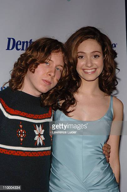 Ben Kweller and Emmy Rossum during Live It Loud with Dentyne Presents The Walkmen and Ben Kweller to Benefit the VH1 Save the Music Foundation at...