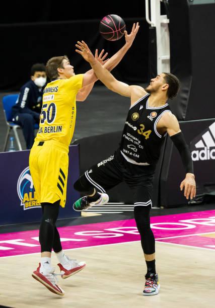 DEU: BBL Cup Qualifying Round - ALBA Berlin v Basketball Loewen Braunschweig