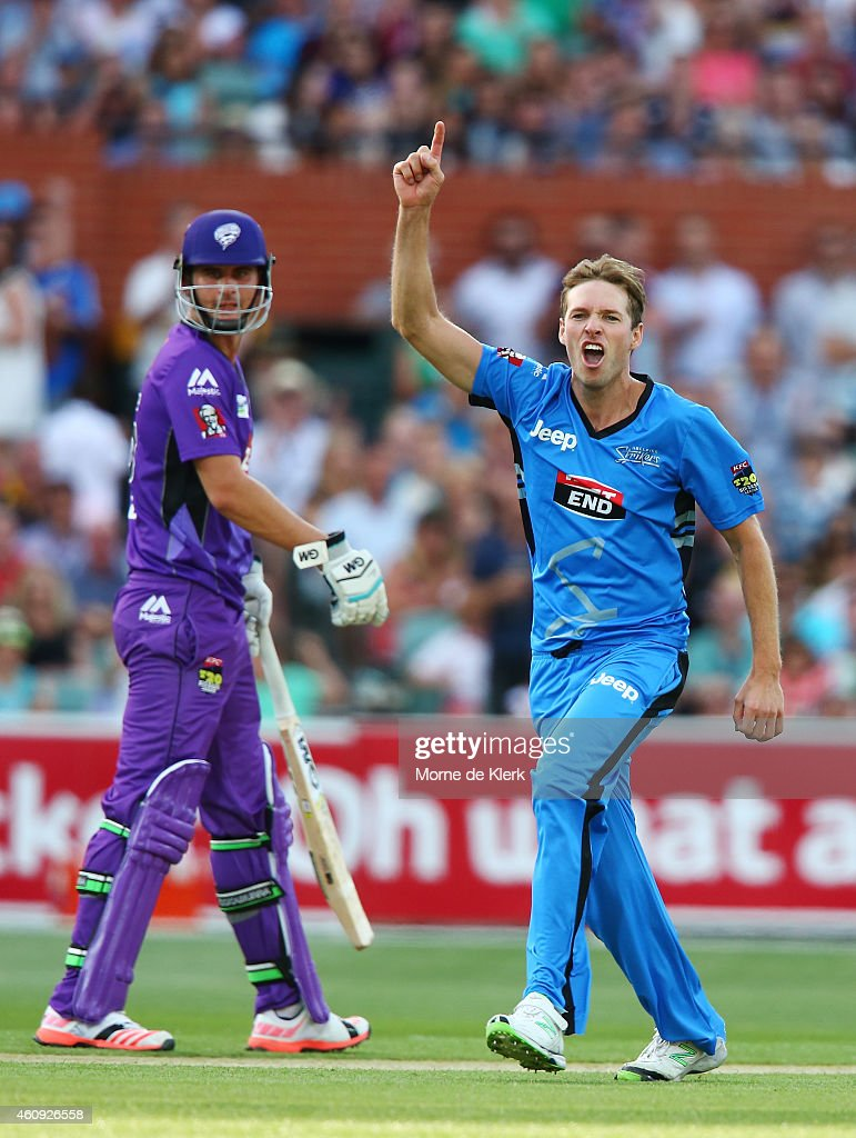 Big Bash League - Adelaide v Hobart