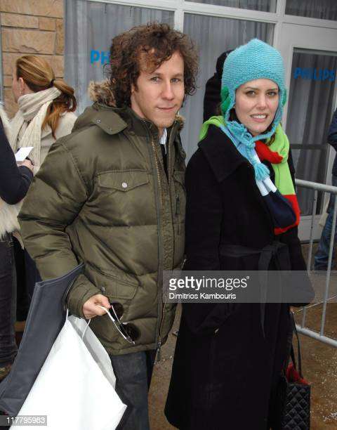 Ben Lee and Ione Skye during 2007 Park City Village at the Lift Day 3 at Village at the Lift in Park City Utah United States