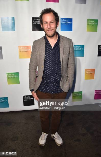 Ben Lee attends the 10th Annual Young Literati Toast at Hudson Loft on April 7 2018 in Los Angeles California