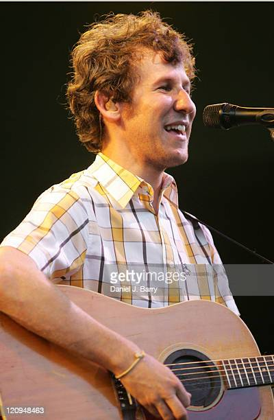 Ben Lee during Ben Folds Ben Lee and Rufus Wainwright Odd Man Out Tour 2005 in Brooklyn New York United States