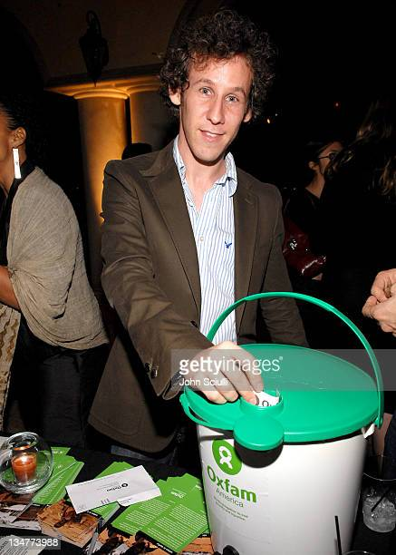 Ben Lee during MySpace Presents Rock for Darfur Party Benefiting Oxfam America at Private Estate in Beverly Hills California United States