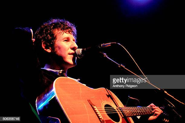 Ben Lee performs onstage at The Independent in San Francisco California USA on 24th May 2003