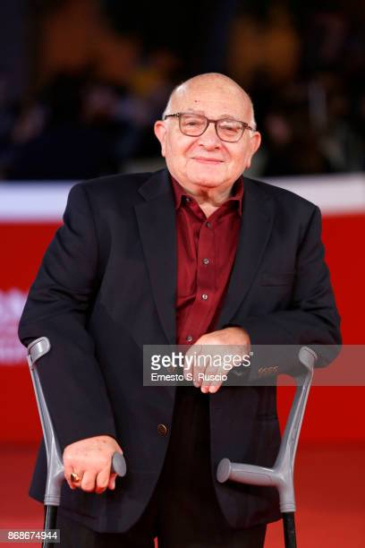 Ben Lewin walks a red carpet for 'Please Stand By' during the 12th Rome Film Fest at Auditorium Parco Della Musica on October 31, 2017 in Rome, Italy.