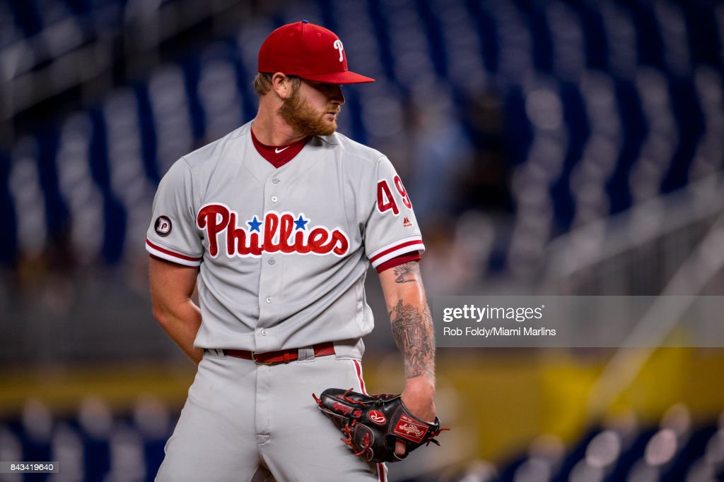 Philadelphia Phillies v Miami Marlins