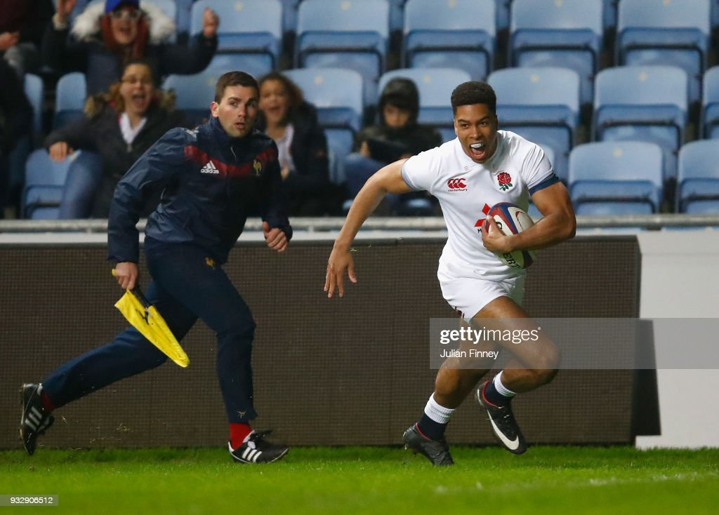 England U20 v Ireland U20 - Natwest Under 20's Six Nations