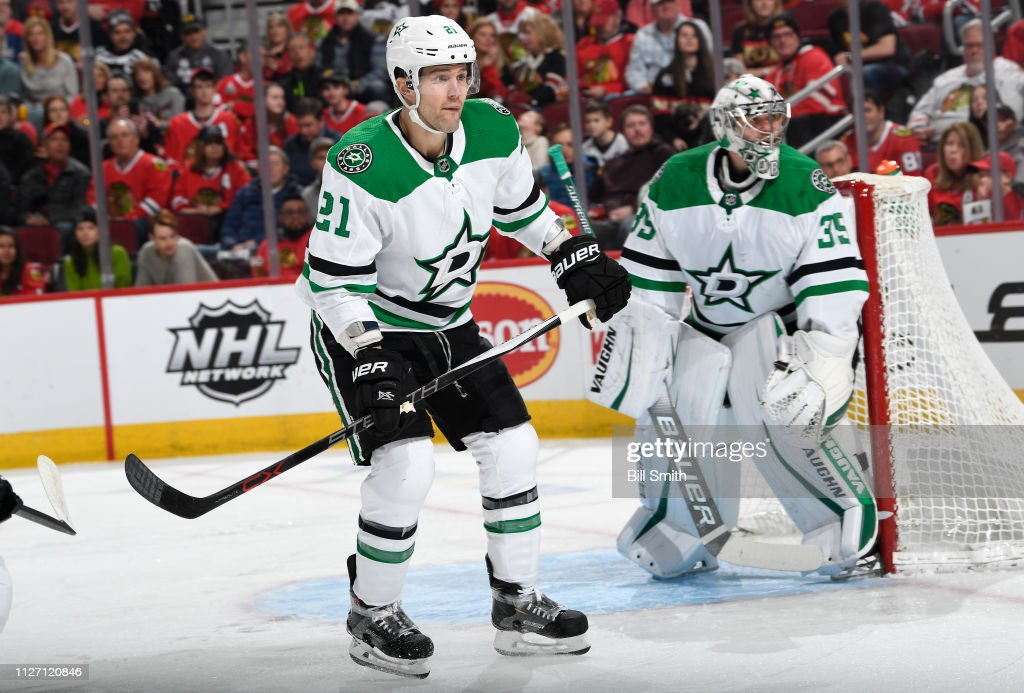 Dallas Stars v Chicago Blackhawks : News Photo