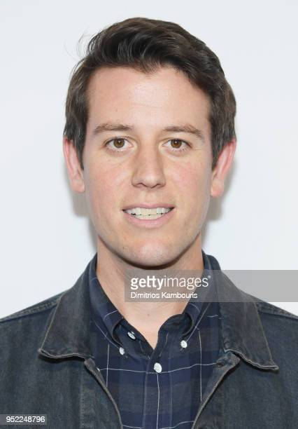 Ben Lyons attends the 2018 Tribeca Film Festival World Premiere of Bert Marcus' THE AMERICAN MEME on April 27 2018 at Spring Studios in New York City