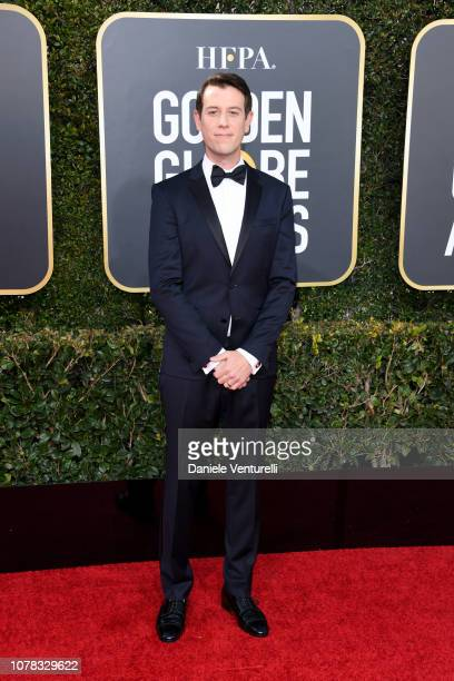 Ben Lyons attends the 76th Annual Golden Globe Awards at The Beverly Hilton Hotel on January 6, 2019 in Beverly Hills, California.