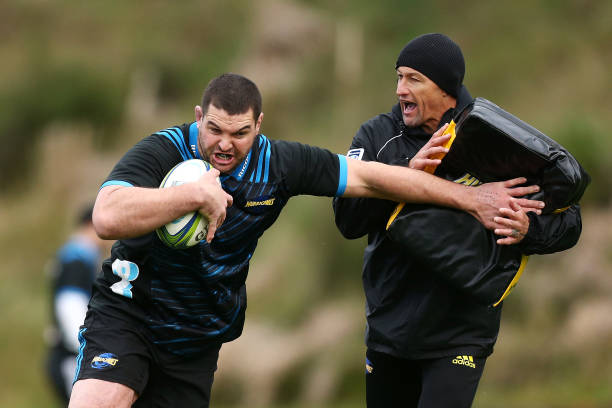 NZL: Hurricanes Training Session