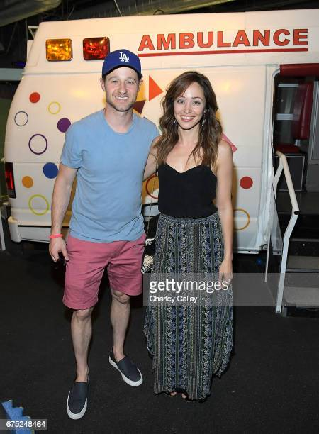 Ben McKenzie and Autumn Reeser attend Zimmer Children's Museum Presents 'We All Play' Annual FUNraiser on April 30 2017 in Los Angeles California