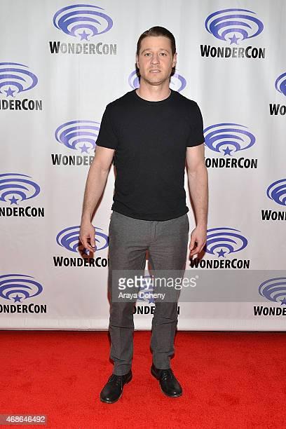 Ben McKenzie attends 'Gotham' Cast and Filmmakers press line at Anaheim Convention Center on April 4 2015 in Anaheim California