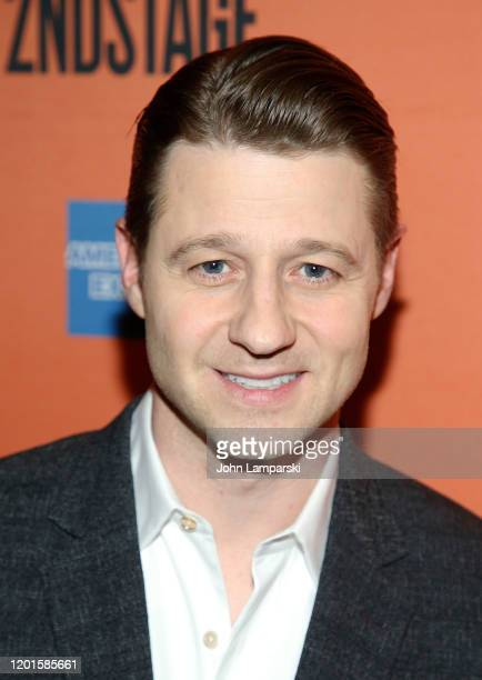 """Ben McKenzie attends """"Grand Horizons"""" Broadway opening night at Hayes Theater on January 23, 2020 in New York City."""