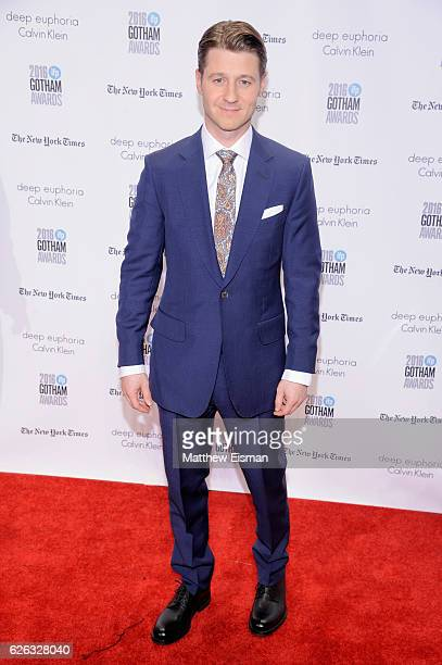 Ben McKenzie attends IFP's 26th Annual Gotham Independent Film Awards at Cipriani Wall Street on November 28 2016 in New York City