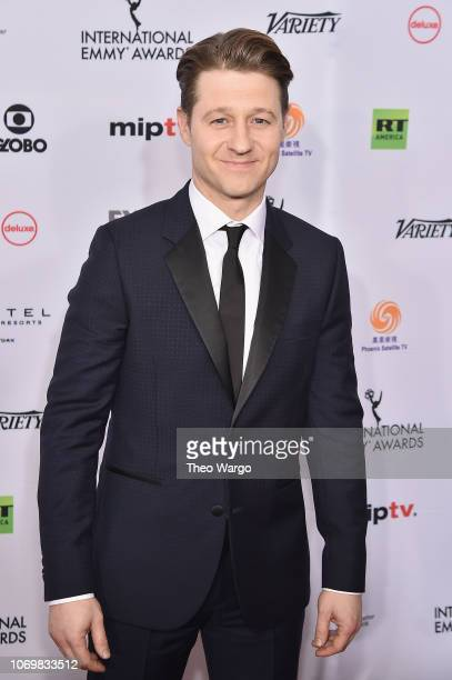 Ben McKenzie attends the 46th Annual International Emmy Awards Arrivals at New York Hilton on November 19 2018 in New York City